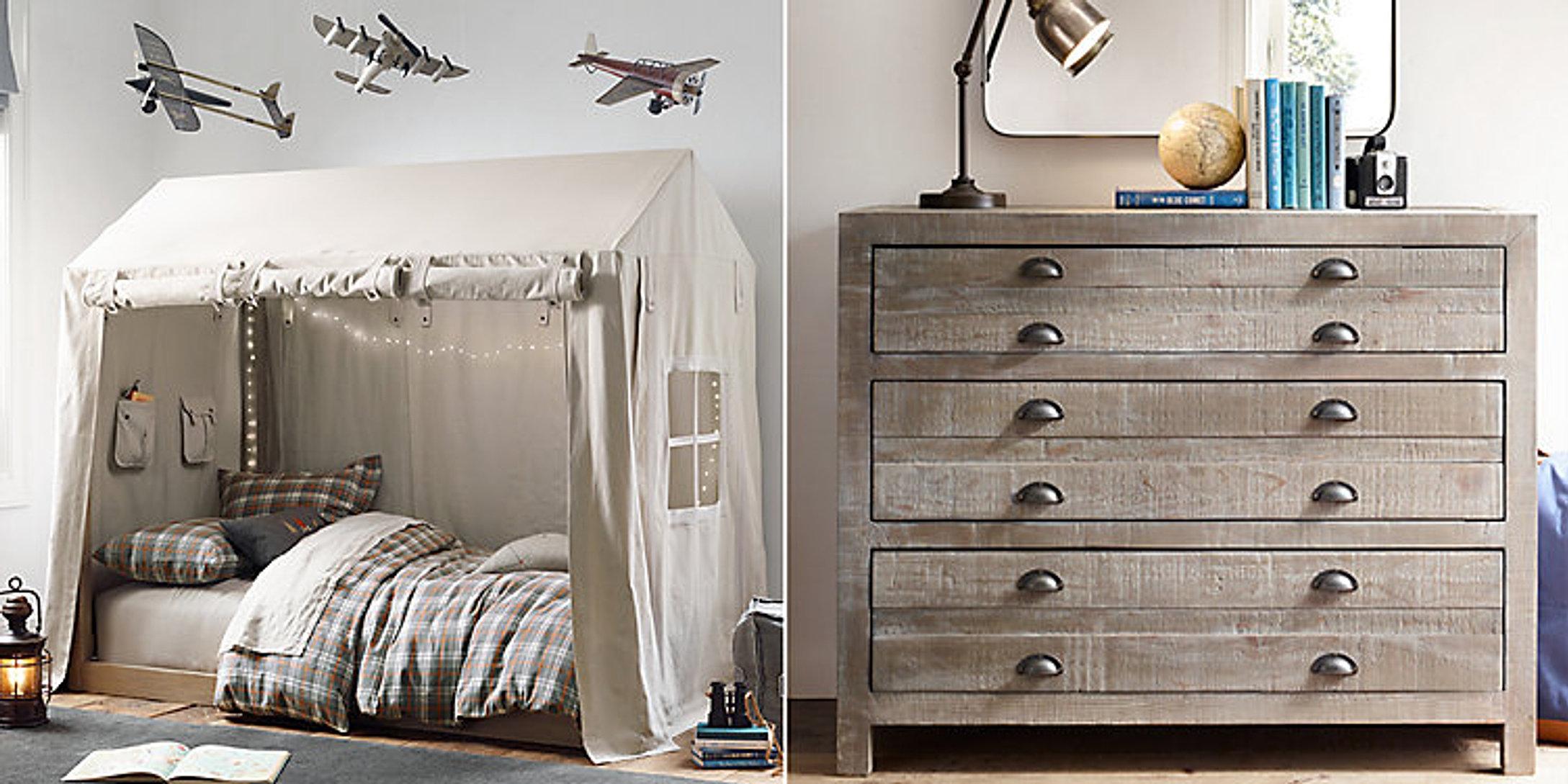 Dormitoros juveniles e infantiles con encanto - Dormitorios infantiles con encanto ...