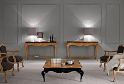 Muebles de Entrada Clásico