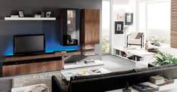 muebles de salon de estilo moderno (14)
