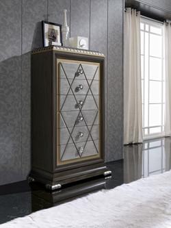 dormitorios de matrimonio de estilo clasico (36)