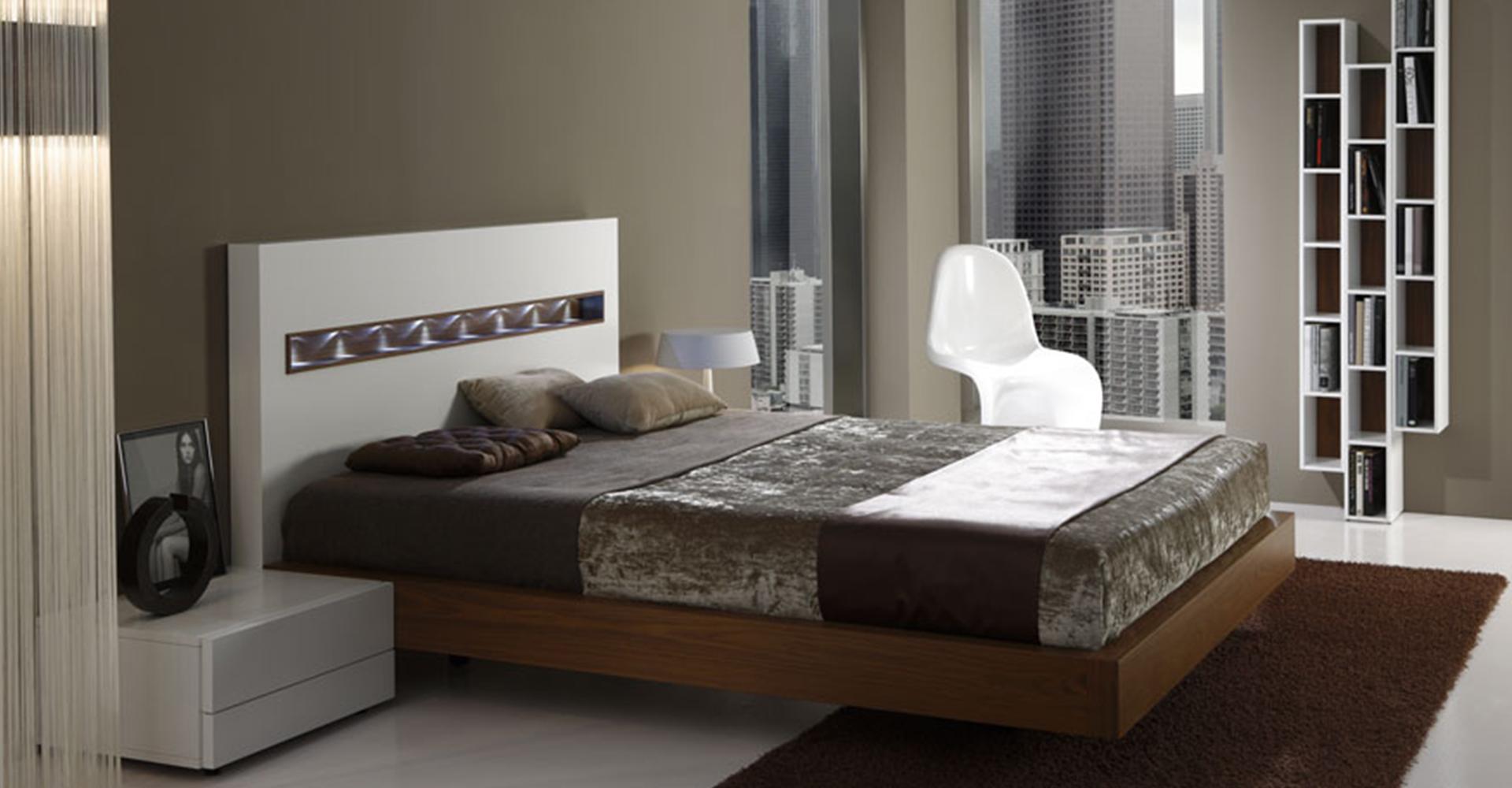 Dormitorio de Matrimonio Moderno (14)