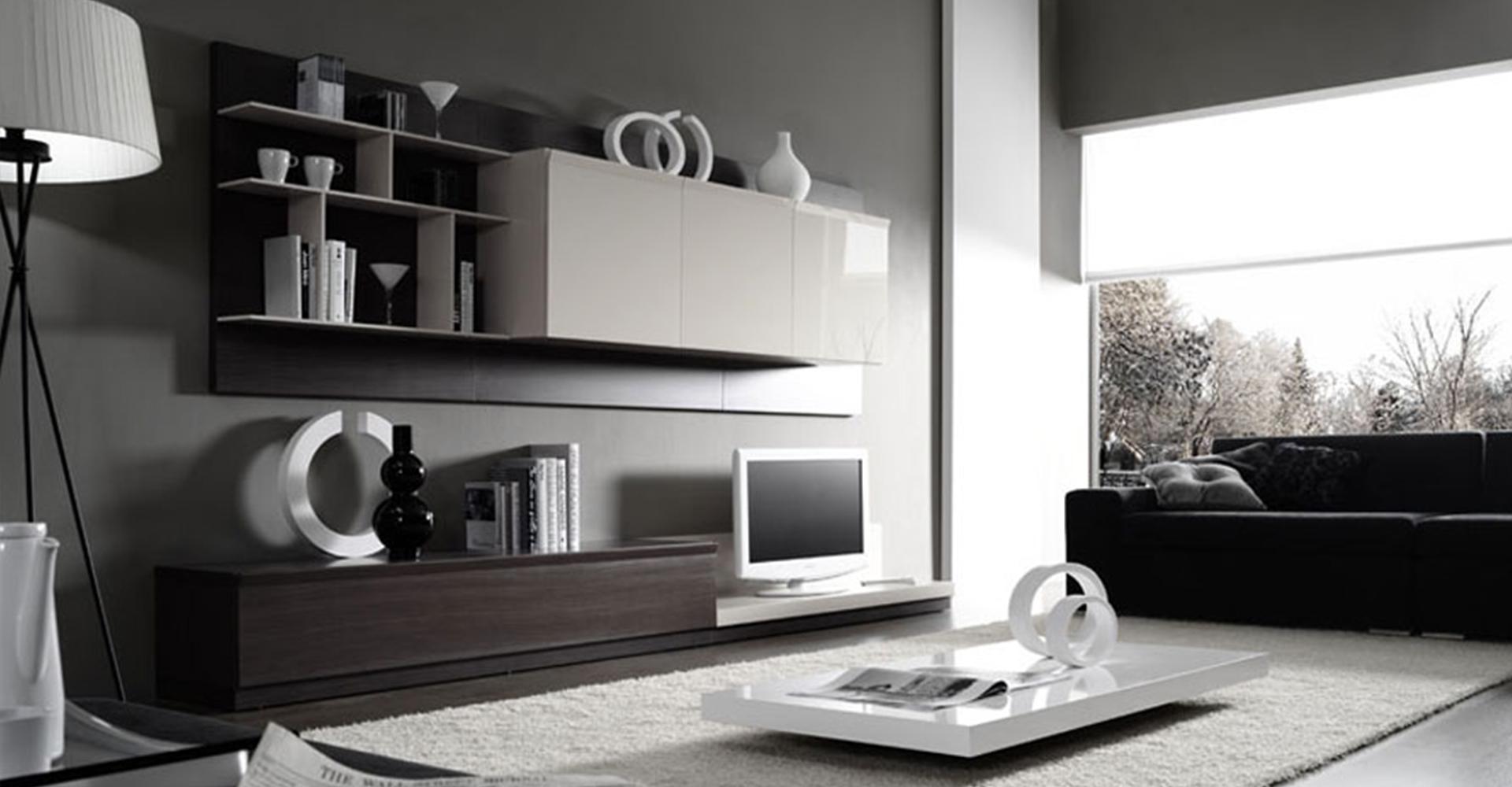 muebles de salon de estilo moderno (10)