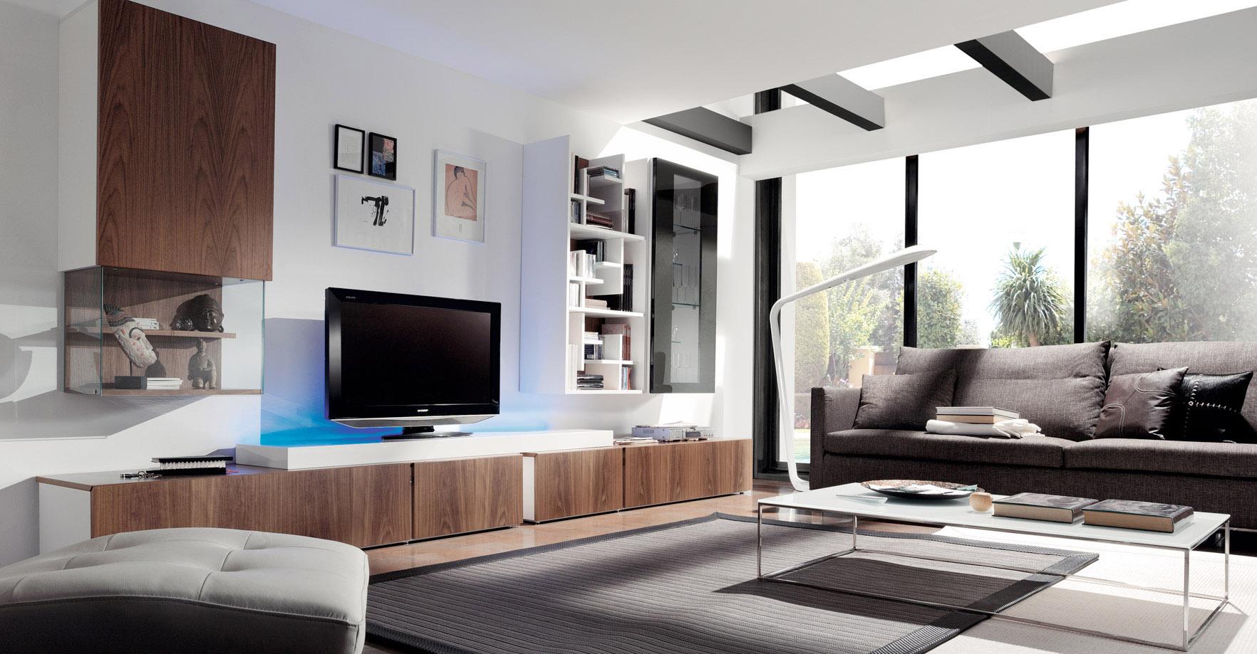 muebles de salon de estilo moderno (4)