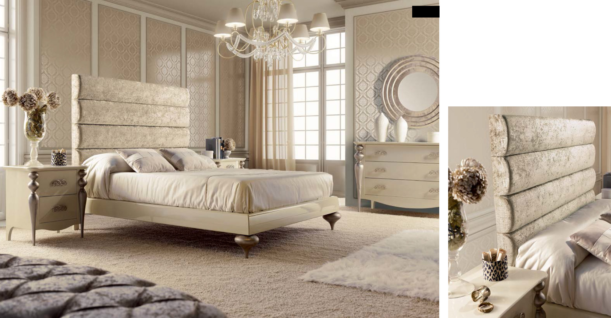 dormitorios de matrimonio de estilo clasico (40)