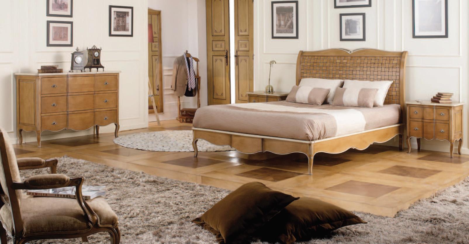 dormitorios de matrimonio de estilo clasico (54)