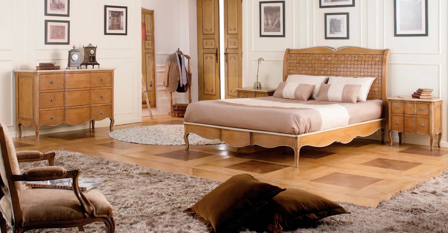dormitorios de matrimonio de estilo clasico