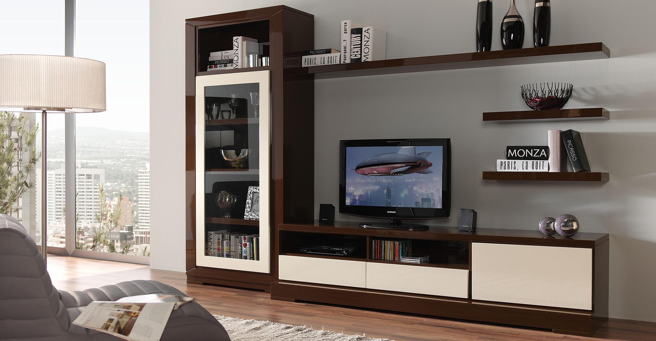 Muebles tv dise os exclusivos en muebles monen madrid for Factory de muebles en madrid