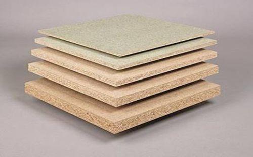 Tablero Aglomerado - Material Fabricación Muebles