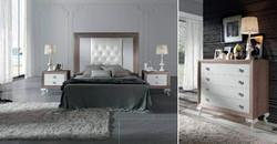 Dormitorio de Estilo Contemporáneo