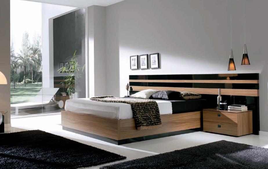 dormitorios de estilo moderno (10)