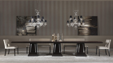 030 - I - 201 - COMEDOR LUXURY - GIANFRANCO FERRE