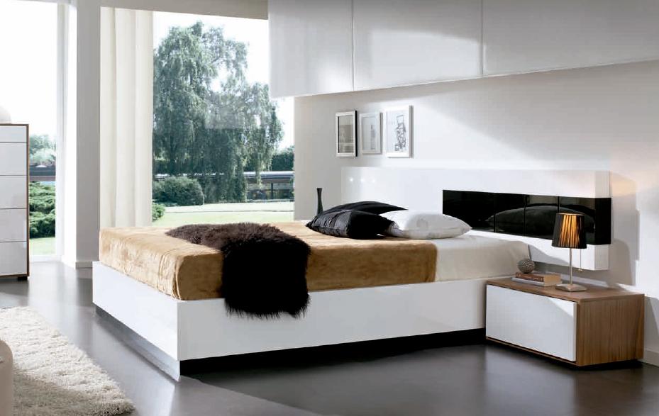 dormitorios de estilo moderno (11)