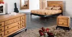 Dormitorio Clásico en Cerezo