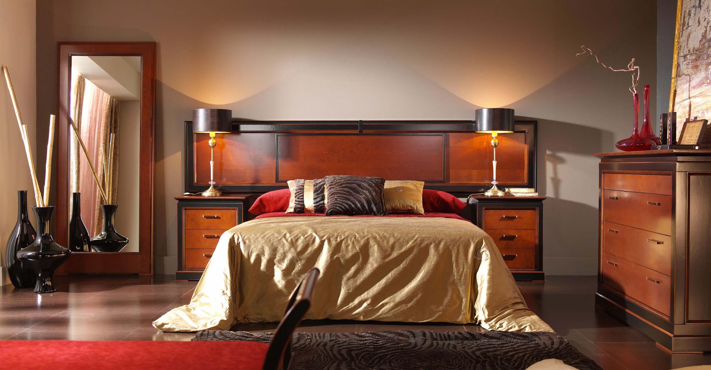 dormitorios de matrimonio de estilo clasico (58)