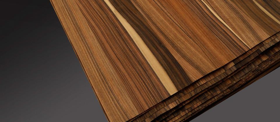 chapa natural de madera para fabricación de muebles