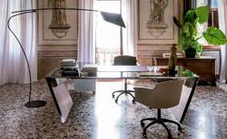 mesa de despacho de lujo