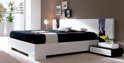 dormitorios de estilo moderno (9)