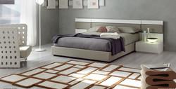 Dormitorio de Matrimonio Moderno (4)