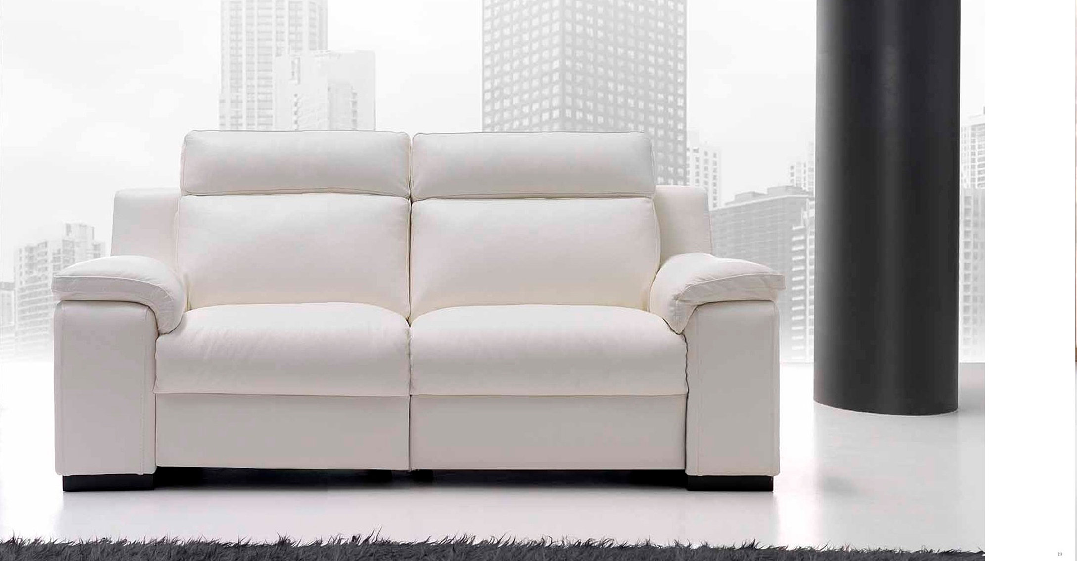 Sofas de dise o muebles monen madrid for Muebles diseno madrid