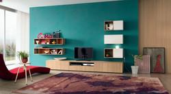 muebles de salon de estilo moderno (7)