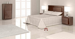 Dormitorio de Estilo Contemporáo