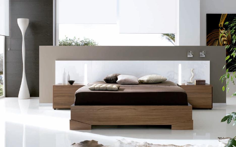 dormitorios de estilo moderno (7)
