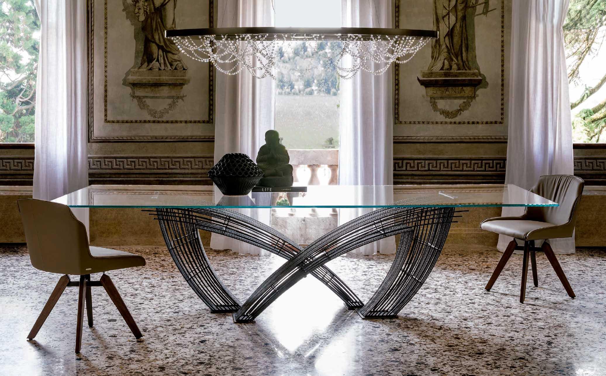mesas de comedor cattelan