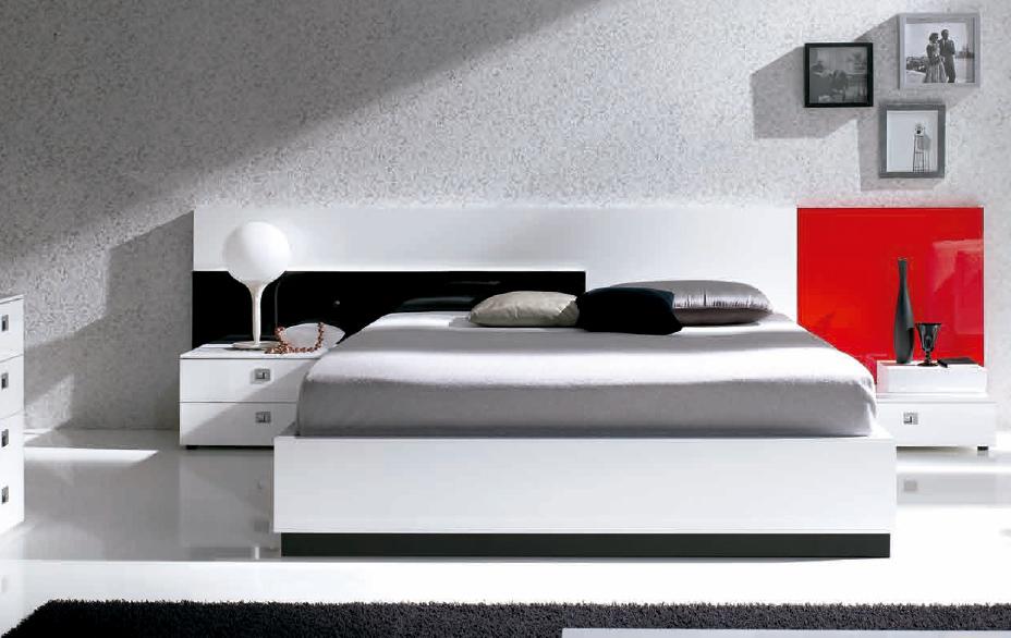 dormitorios de estilo moderno (14)