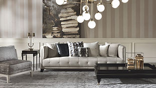 030 - I - 301 - SOFA LUXURY - GIANFRANCO