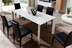 mesa de comedor de estilo moderno