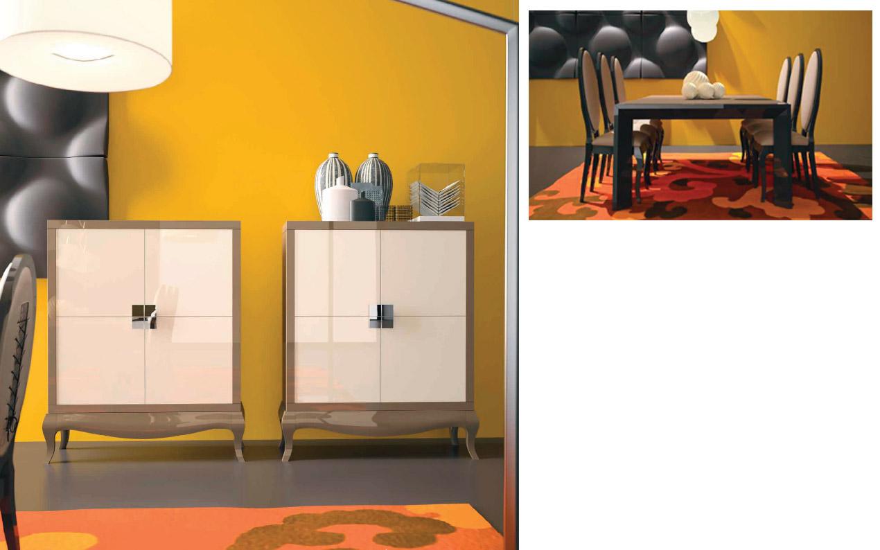 mueble contenedor contemporaneo