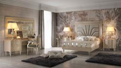 dormitorios de matrimonio de estilo clasico (32)