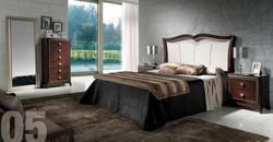 dormitorios de matrimonio de estilo clasico (27)