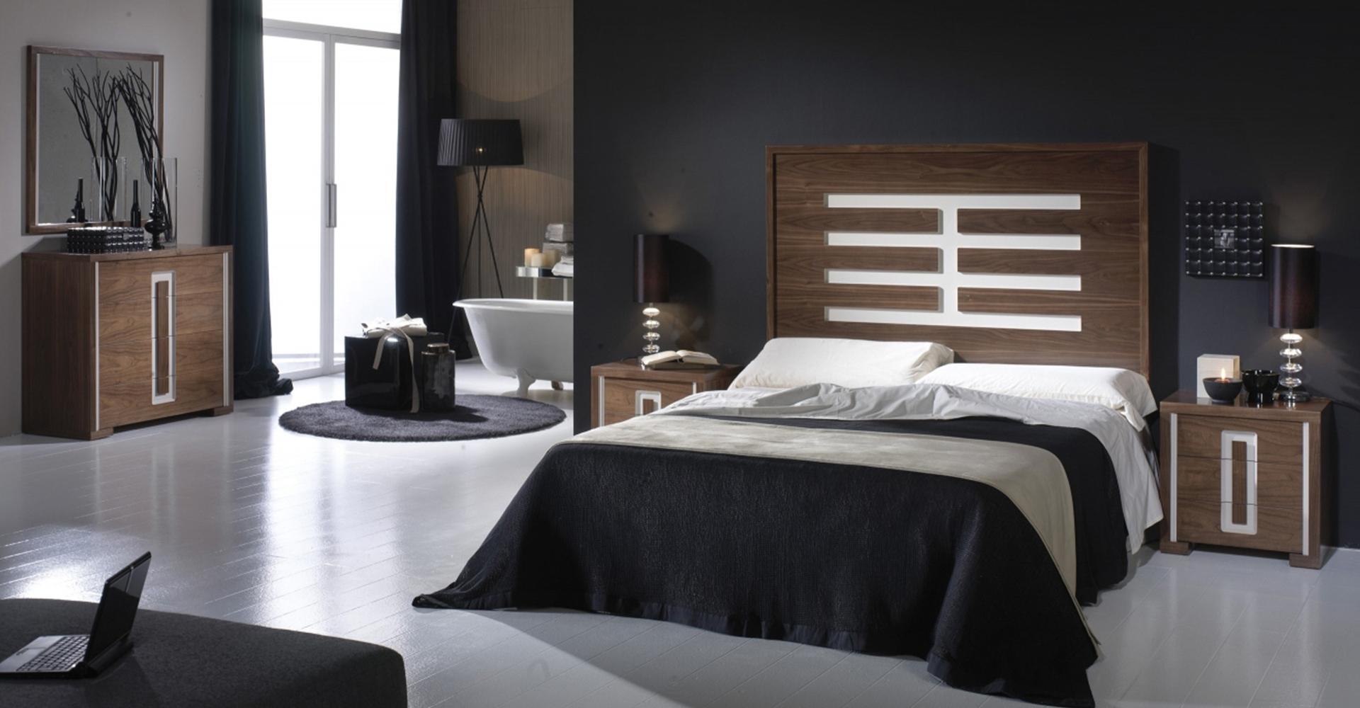 dormitorio de estilo contemporaneo (31)