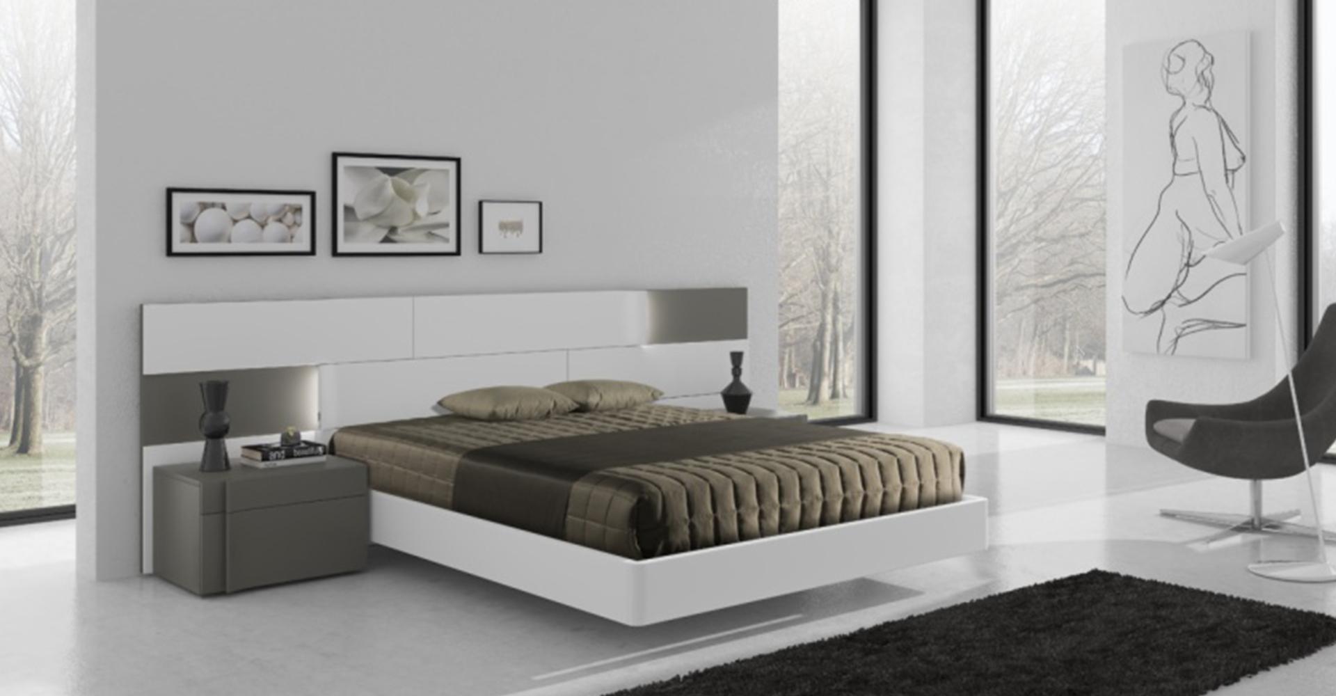 Dormitorio de Matrimonio Moderno (15)