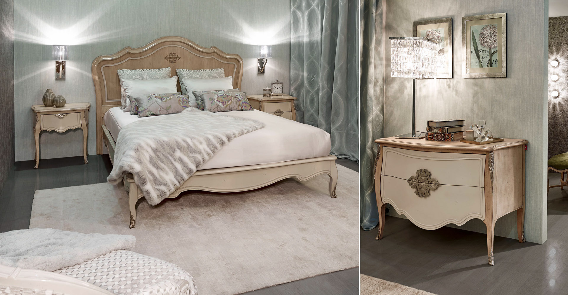dormitorios de matrimonio de estilo clasico (34)