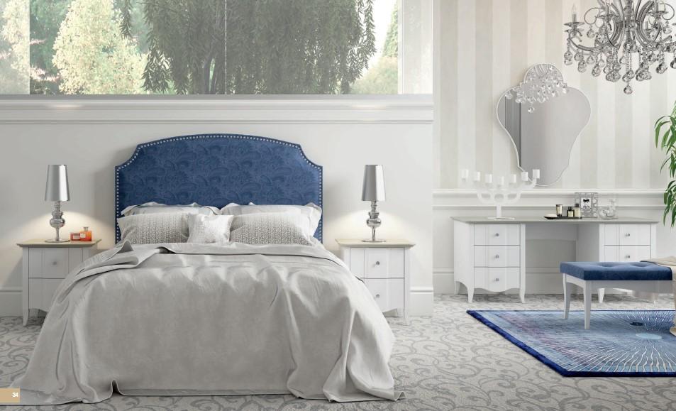 dormitorios de matrimonio de estilo clasico (19)