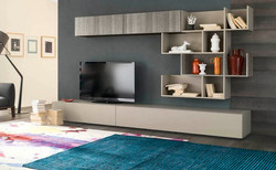 muebles de salon de estilo moderno (8)