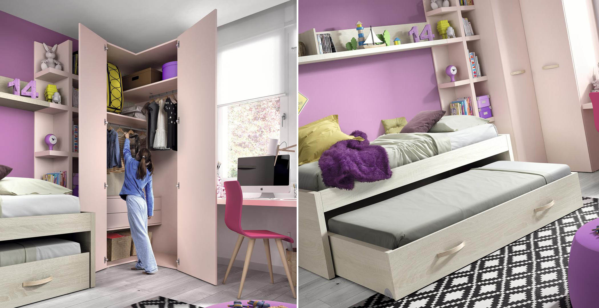 dormitorios juveniles (47)