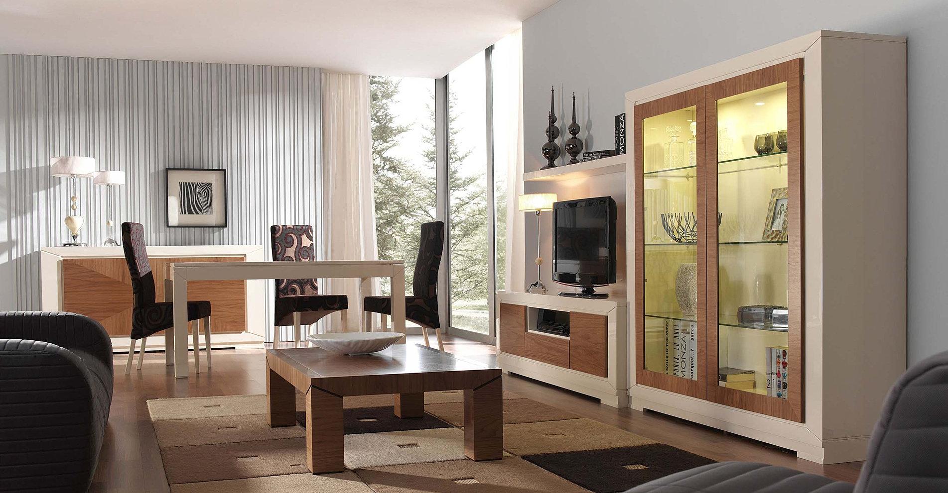 Salones contemporaneos en valladolid muebles de elite for Muebles tifon valladolid