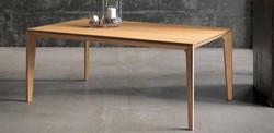 mesa de comedor en roble