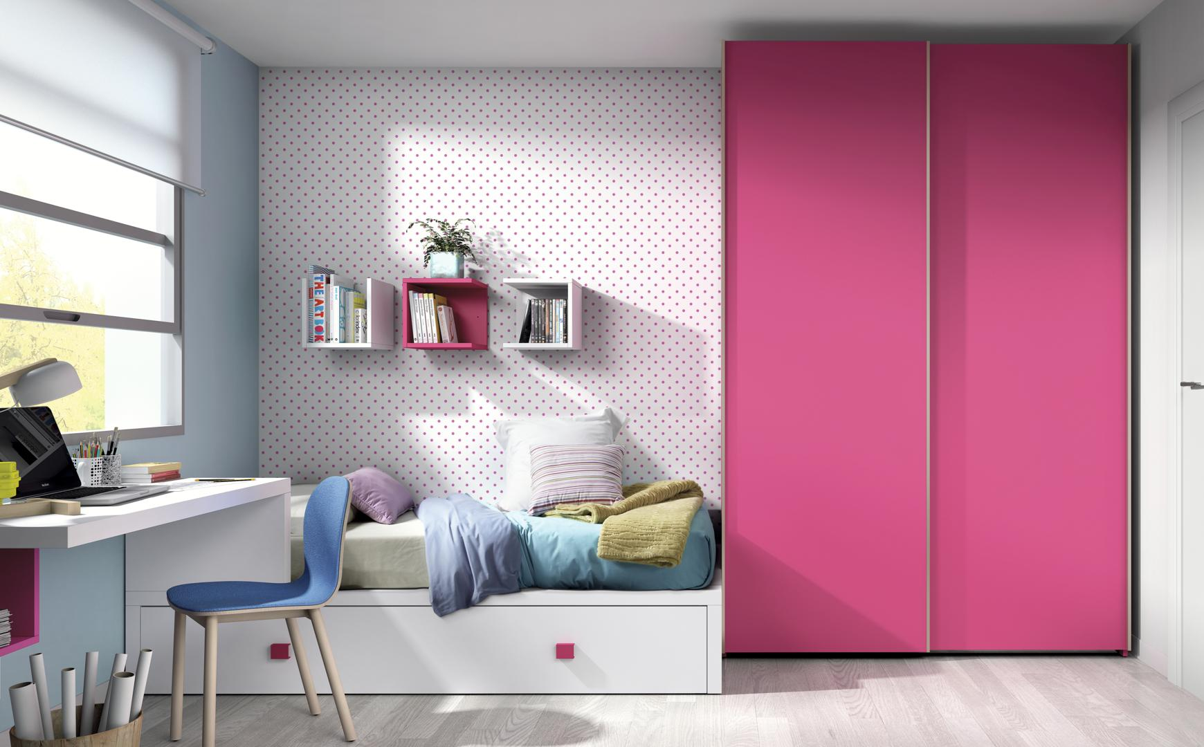 dormitorios juveniles (51)