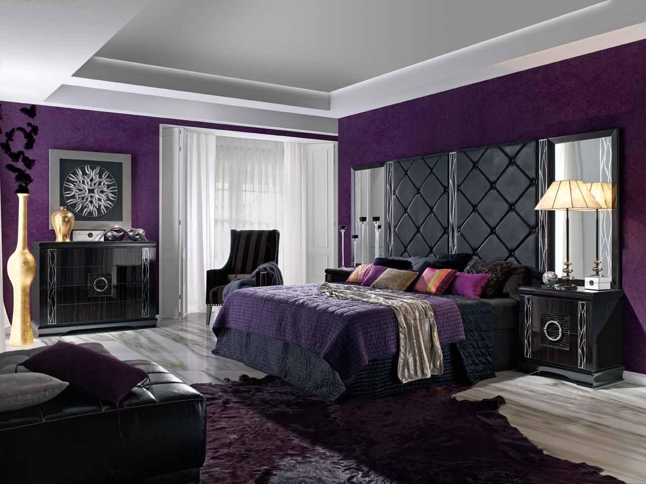 dormitorios de matrimonio de estilo clasico (28)