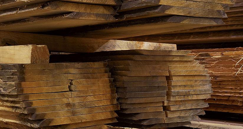 madera maciza para muebles
