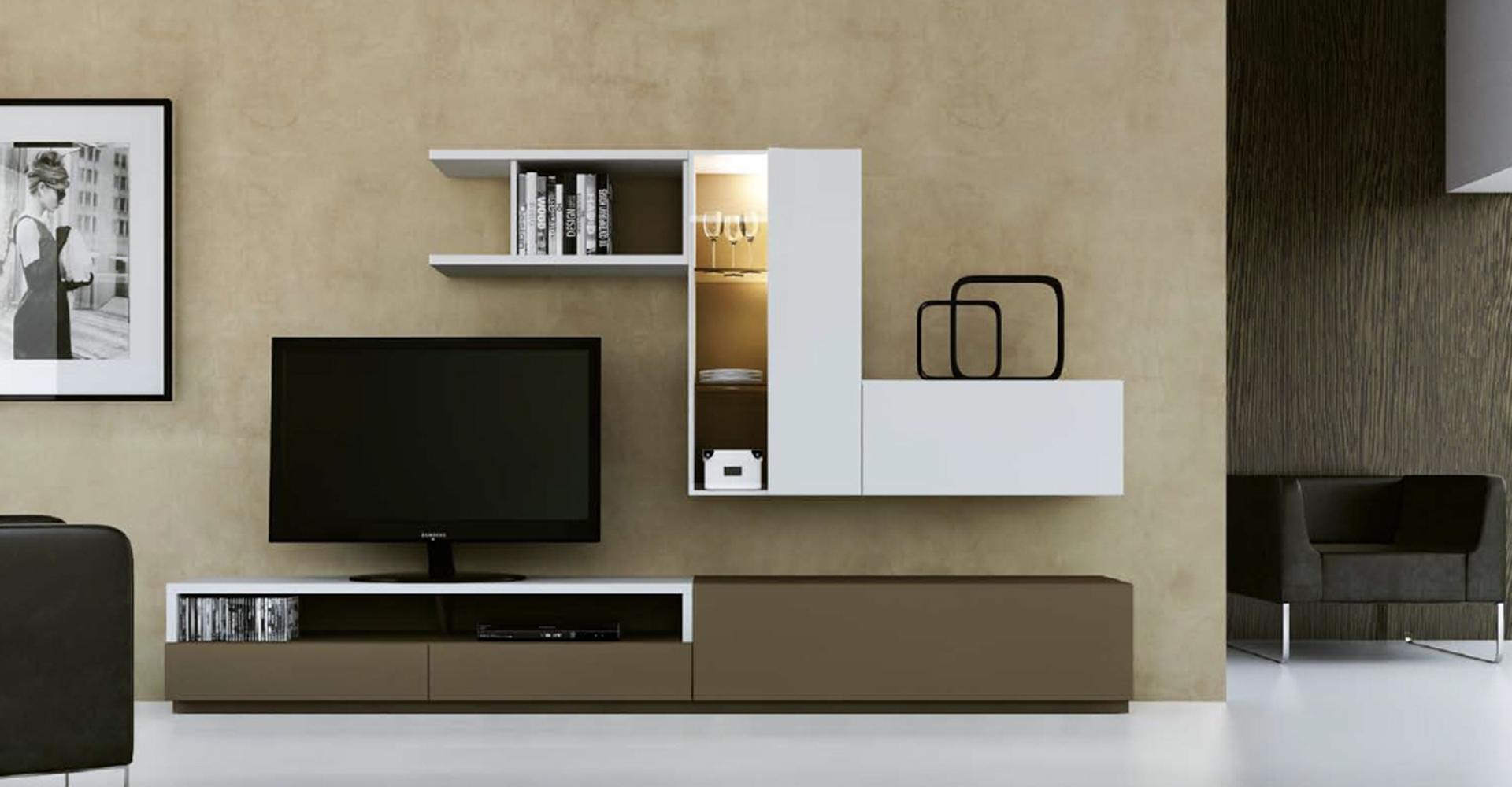 muebles de salon de estilo moderno (6)