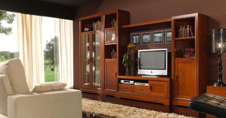 Muebles de Salón en Cerezo
