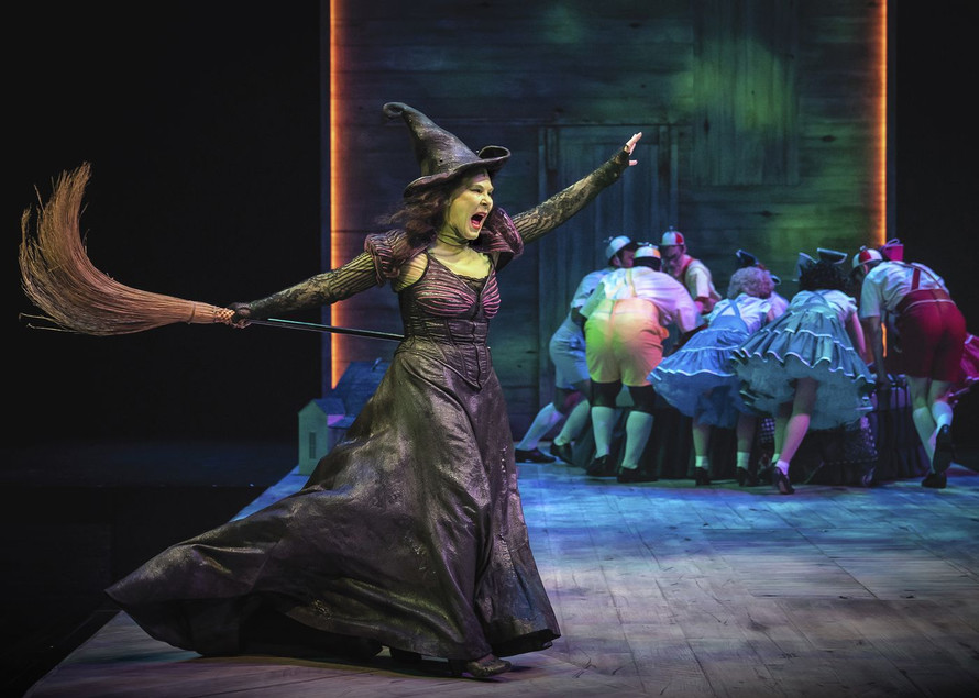 Wizard of Oz - Chicago Shakespeare Theater 2019