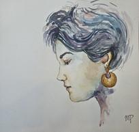 Portrait of Emilee