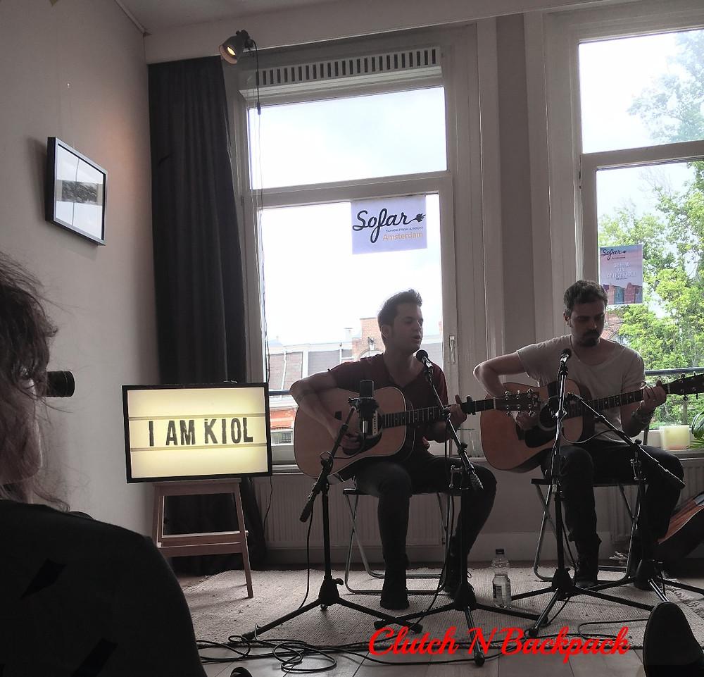 Kiol - Sofar Sounds Amsterdam