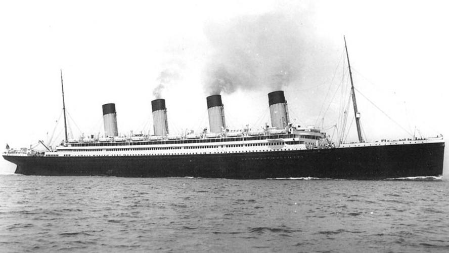 RMS Titanic White Star Line